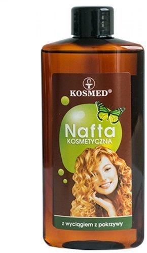 Ulei cosmetic cu extract de urzică pentru păr - Kosmed