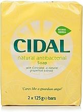 Parfumuri și produse cosmetice Săpun natural antibacterian - Cidal Natural Anitbactial Soap