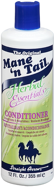 Balsam pe bază de plante pentru păr - Mane 'n Tail The Original Herbal Gro Conditioner