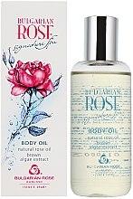 Parfumuri și produse cosmetice Ulei de corp cu extract de alge brune - Bulgarian Rose Brown Algae Extract Body Oil