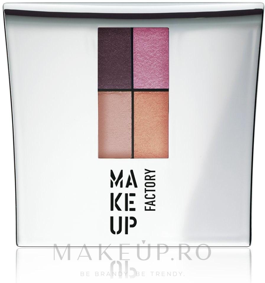 Set fard de ochi - Make Up Factory Eye Colors — Imagine 49