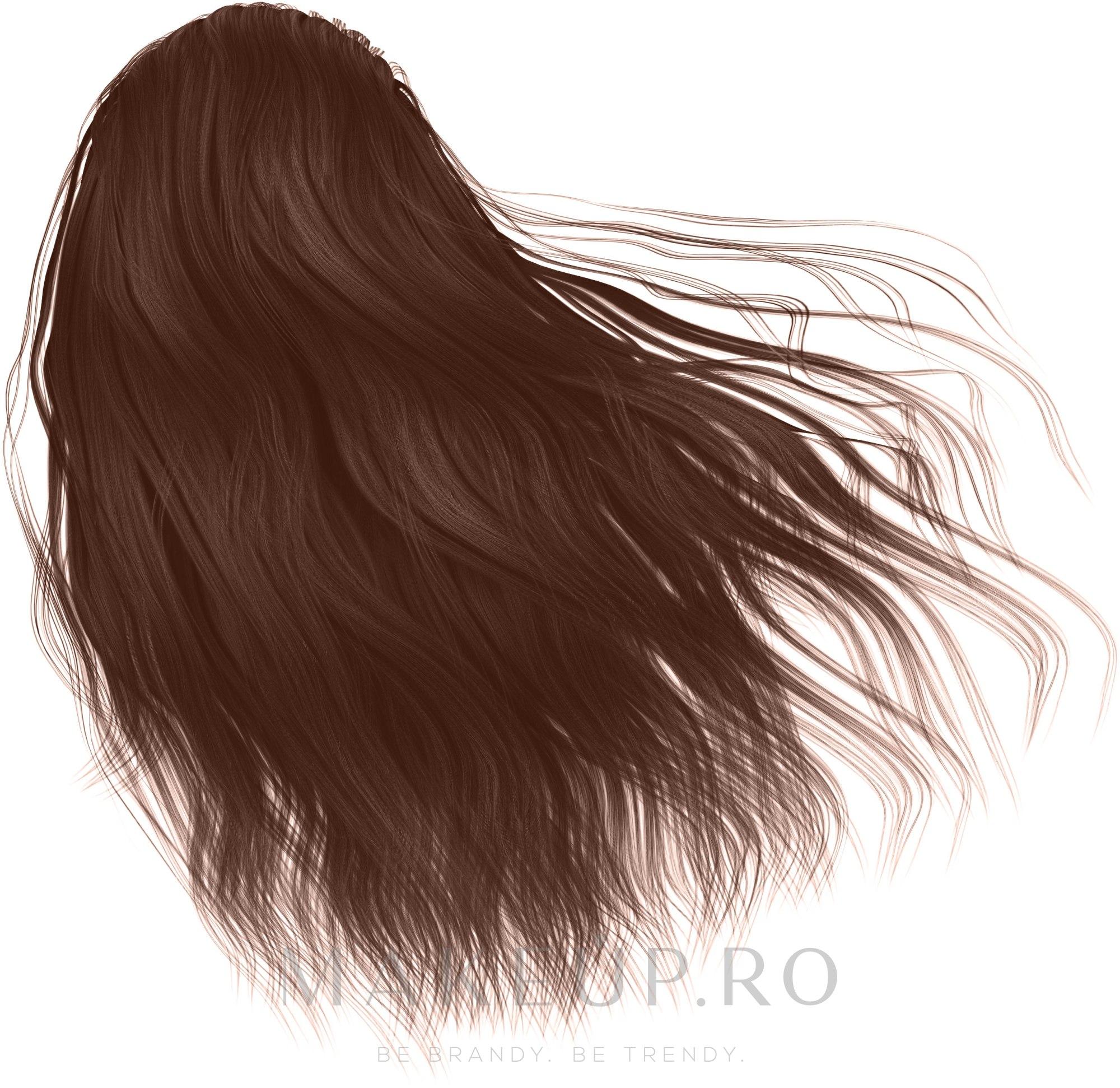 Vopsea de păr - Revlon Professional Revlonissimo Anti Age Technology High Coverage XL150 — Imagine 6.34 - Dark Hazel Blonde