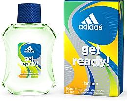 Parfumuri și produse cosmetice AdidasGet Ready for Him - Loțiune după ras