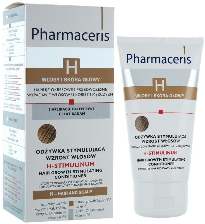 Balsam pentru creșterea părului - Pharmaceris H-Stimulinum Hair Growth Stimulating Conditioner — Imagine N1