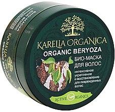 Parfumuri și produse cosmetice Bio mască pentru păr «Organic Beryoza», întărire și regenerare intensivă - Fratti HB Karelia Organica