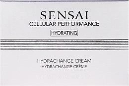 Parfumuri și produse cosmetice Cremă hidratantă pentru față - Kanebo Sensai Cellular Performance Hydrachange Cream