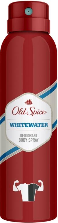 Deodorant aerosol - Old Spice Whitewat Deodorant Spray — Imagine N1