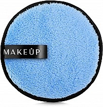 """Parfumuri și produse cosmetice Burete pentru curățarea feței, albastru """"My Cookie"""" - MakeUp Makeup Cleansing Sponge Blue"""
