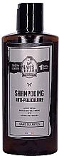 Parfumuri și produse cosmetice Șampon anti-mătreață - Man'S Beard Anti-Dandruff Shampoo Sulphate Free