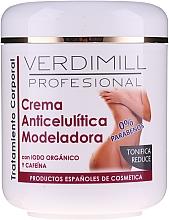 Parfumuri și produse cosmetice Cremă anticelulitică pentru corp - Verdimill Professional Anti-Cellulite Cream