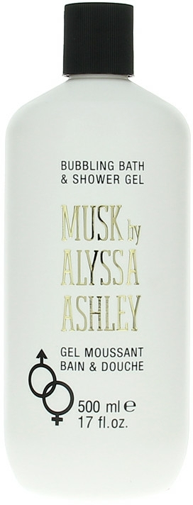 Alyssa Ashley Musk - Spumă de baie — Imagine N1