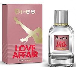 Parfumuri și produse cosmetice Bi-Es Love Affair - Apă de parfum
