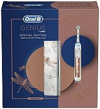 Periuță electrică de dinți - Oral-B Genius Special Edition Genius 10 000 Rose Gold — Imagine N3