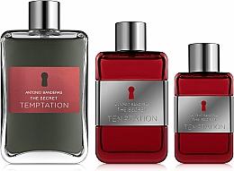Antonio Banderas The Secret Temptation - Apă de toaletă — Imagine N3