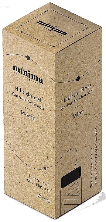 Ață dentară, 30 m - Minima Organics
