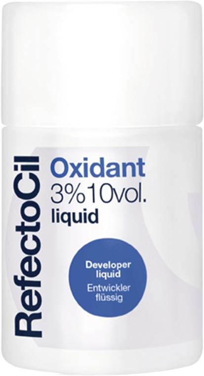 Oxidant 3% - RefectoCil Oxidant 3% 10 vol. Liquid