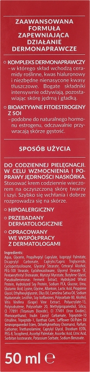 Cremă de noapte pentru față - Emolium Skin Repair Cream — Imagine N3