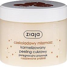 """Parfumuri și produse cosmetice Peeling pentru corp """"Praline"""" - Ziaja Sugar Body Peeling"""