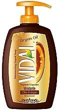 """Parfumuri și produse cosmetice Săpun lichid """"Ulei de argan"""" - Vidal Liquid Soap Argan"""