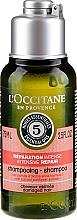 "Parfumuri și produse cosmetice Șampon ""Regenerare"" - L'Occitane Aromachologie Intense Repairing Shampoo (Mini)"
