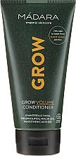 Parfumuri și produse cosmetice Balsam pentru volumul părului - Madara Cosmetics Grow Volume Conditioner