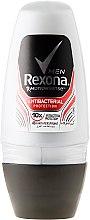 "Parfumuri și produse cosmetice Deodorant Antiperspirant Roll-on ""Antibacterial Protection for Man"" - Rexona Deodorant Roll"