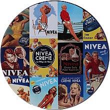 Parfumuri și produse cosmetice Set - Nivea Creme Set (sh/gel/250ml + b/milk/250ml + antipers/50ml + cr/30ml + lip/balm/5.5ml)
