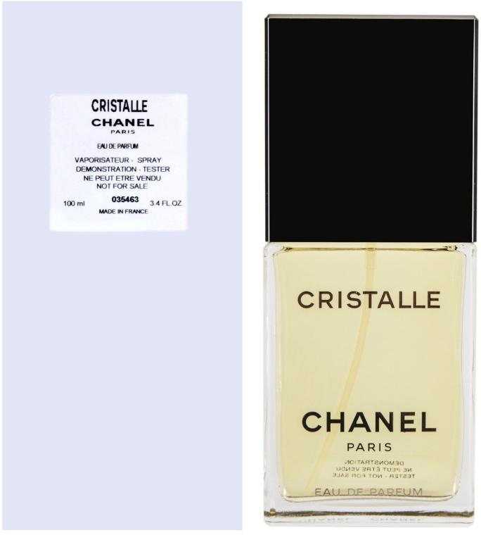 Chanel Cristalle - Apă de parfum (tester cu capac) — Imagine N4