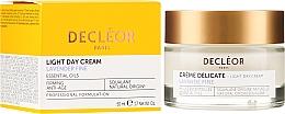 Parfumuri și produse cosmetice Cremă hidratantă de față - Decleor Light Day Cream Lavender Fine Firming Anti-Age