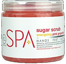 Parfumuri și produse cosmetice Scrub pentru corp - BCL Spa Energizing Pink Grapefruit Rice Scrub