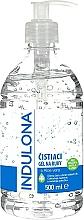 Parfumuri și produse cosmetice Gel de curățare cu Aloe Vera pentru mâini - Indulona Aloe Vera