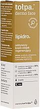 Parfumuri și produse cosmetice Cremă regeneratoare pentru față - Tolpa Dermo Face Lipidro Face Cream