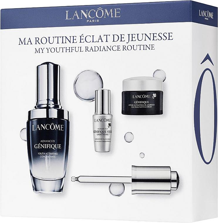 Set - Lancome My Youthful Radiance Routine Set (conc/30ml+eye/conc/5ml+cr/15ml) — Imagine N1