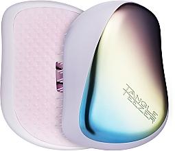 Parfumuri și produse cosmetice Perie compactă de păr - Tangle Teezer Compact Styler Pearlescent Matte