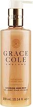 Parfumuri și produse cosmetice Săpun lichid pentru mâini - Grace Cole Oud Accord & Velvet Musk Cleansing Hand Wash