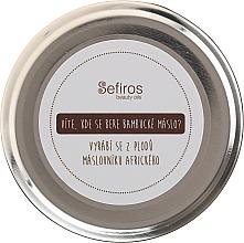 Parfumuri și produse cosmetice Unt de Shea - Sefiros Shea Butter