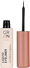 Parfumuri și produse cosmetice Eyeliner lichid - GRN Liquid Eyeliner Black Tourmaline