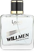 Parfumuri și produse cosmetice Lazell Willmen - Apă de toaletă