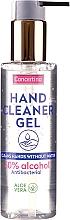 Parfumuri și produse cosmetice Gel antibacterian de spălare pentru mâini - Concertino Hand Cleaner Gel
