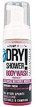 """Parfumuri și produse cosmetice Spumă de corp """"Zmeură"""" - Pump It Up Dry Shower Body Wash Raspberry"""