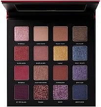 Parfumuri și produse cosmetice Paletă de farduri de ochi - Milani Gilded Rouge Hyper-Pigmented Eyeshadow Palette