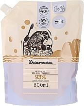 """Parfumuri și produse cosmetice Gel de duș """"Sunătoare"""" - Yope St.Johns Wort Shower Gel (doy-pack)"""