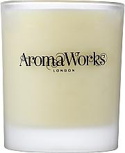 """Parfumuri și produse cosmetice Lumânare parfumată """"Serenity"""" - AromaWorks Serenity Candle"""