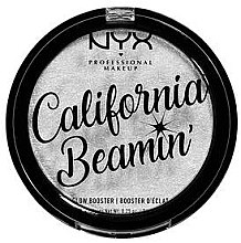 Parfumuri și produse cosmetice Highlighter pentru față - NYX Professional Makeup California Beamin' Glow Booster