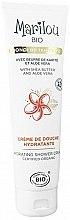 Parfumuri și produse cosmetice Cremă de duș - Marilou Bio Monoi De Tahiti AO Hydrating Shower Cream