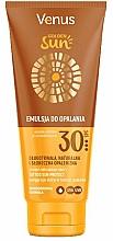 Parfumuri și produse cosmetice Loțiune de protecție solară pentru corp SPF 30 - Venus Golden Sun Lotion SPF 30