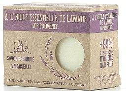 Parfumuri și produse cosmetice Săpun Marsilia cu ulei de lavandă - Foufour Savon A l'Huile Essentielle de Lavande AOP Provence
