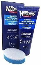 Parfumuri și produse cosmetice Cremă depilatoare pentru duș - Williams Depilatory Shower Cream
