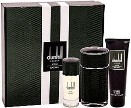 Parfumuri și produse cosmetice Alfred Dunhill Icon Racing - Set (EDP/100ml+EDP/30ml+sh/gel/90ml)