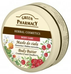 Cremă Unt de corp - Green Pharmacy Body Butter Cranberry and Cloudberry — Imagine N1